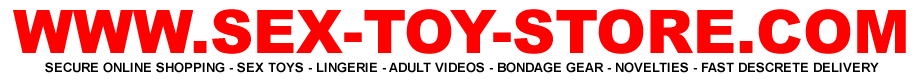 Sex Toy Store